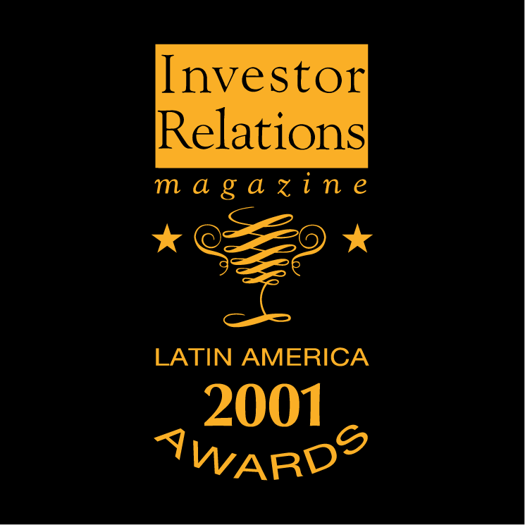 free vector Latin america 2001 awards