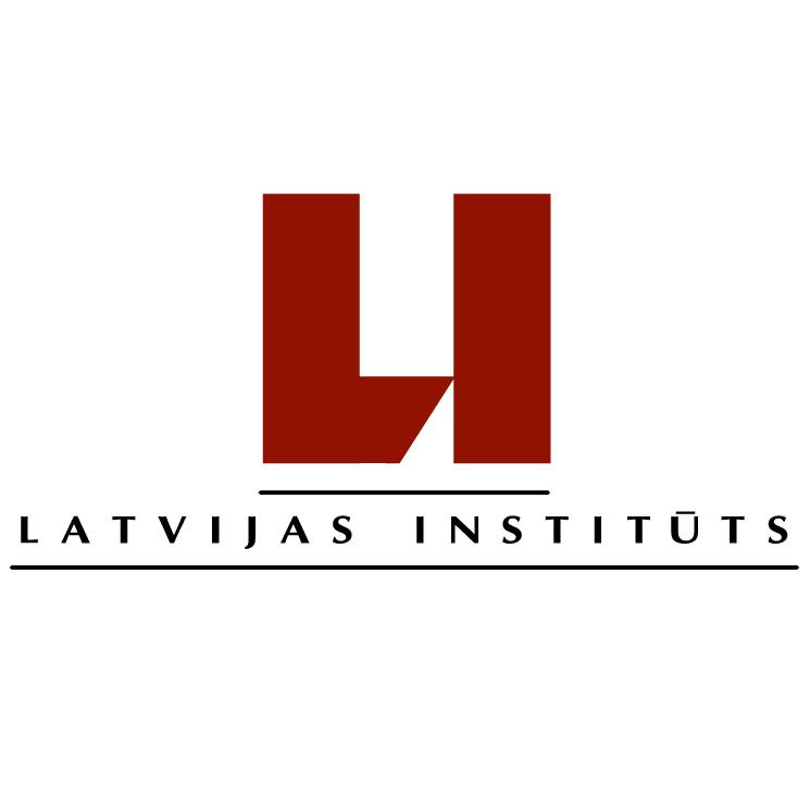 free vector Latvijas instituts