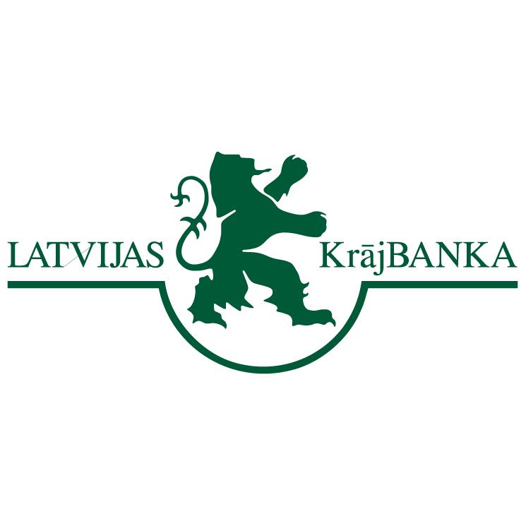 free vector Latvijas kraj banka