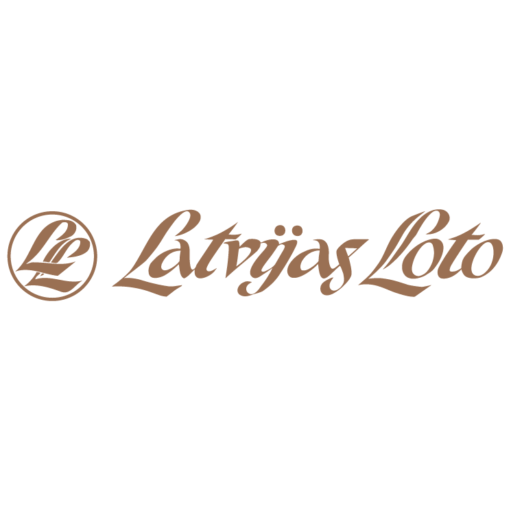 free vector Latvijas loto