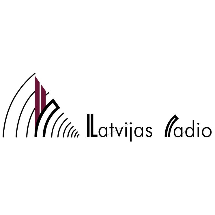 free vector Latvijas radio