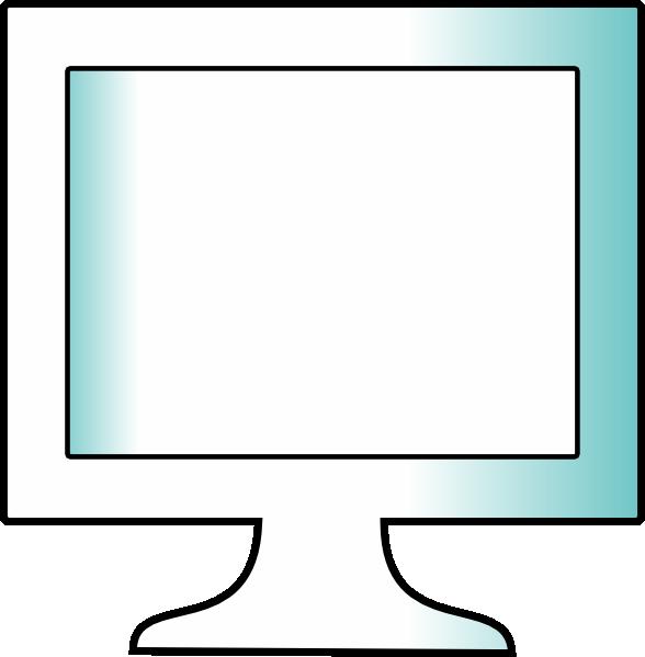 free vector Lcd Monitor clip art