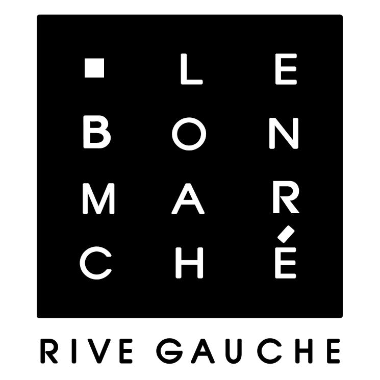 free vector Le bon marche 0