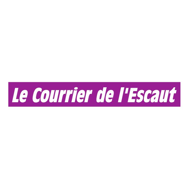 free vector Le courrier de lescaut