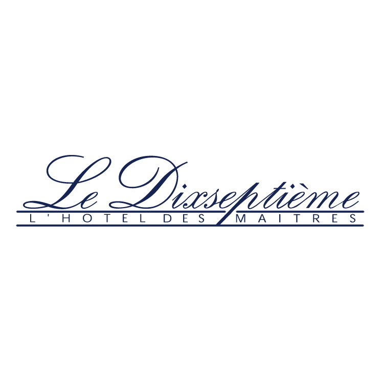free vector Le dixseptieme