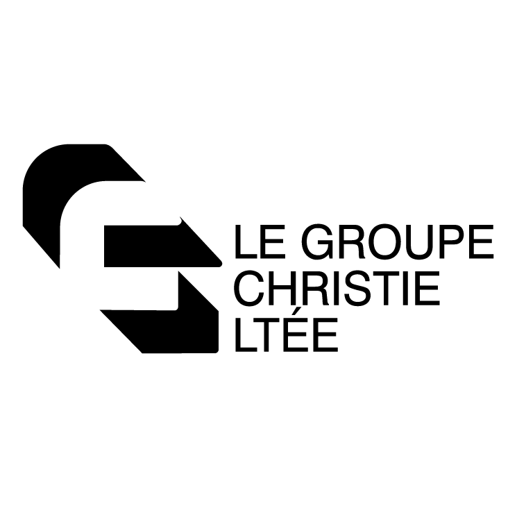 free vector Le groupe christie ltee