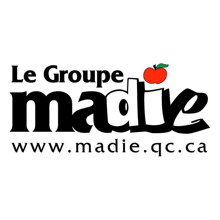 free vector Le groupe madie