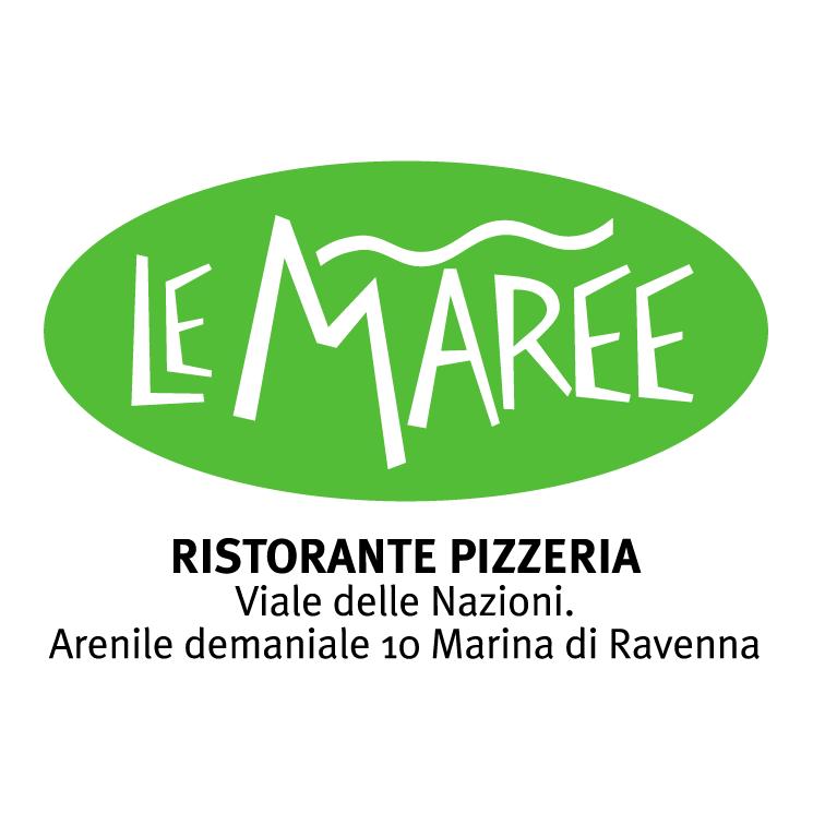 free vector Le maree