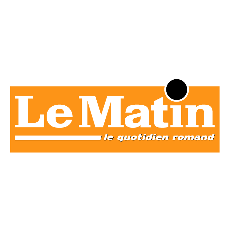 free vector Le matin suisse