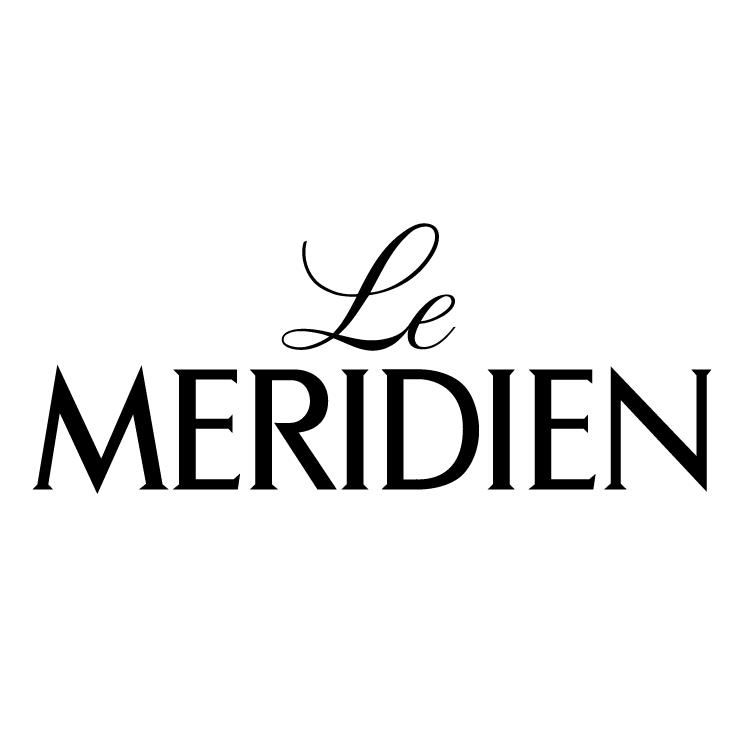 free vector Le meridien