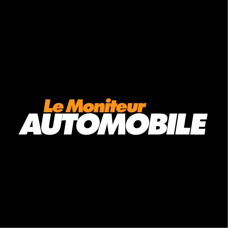 free vector Le moniteur automobile
