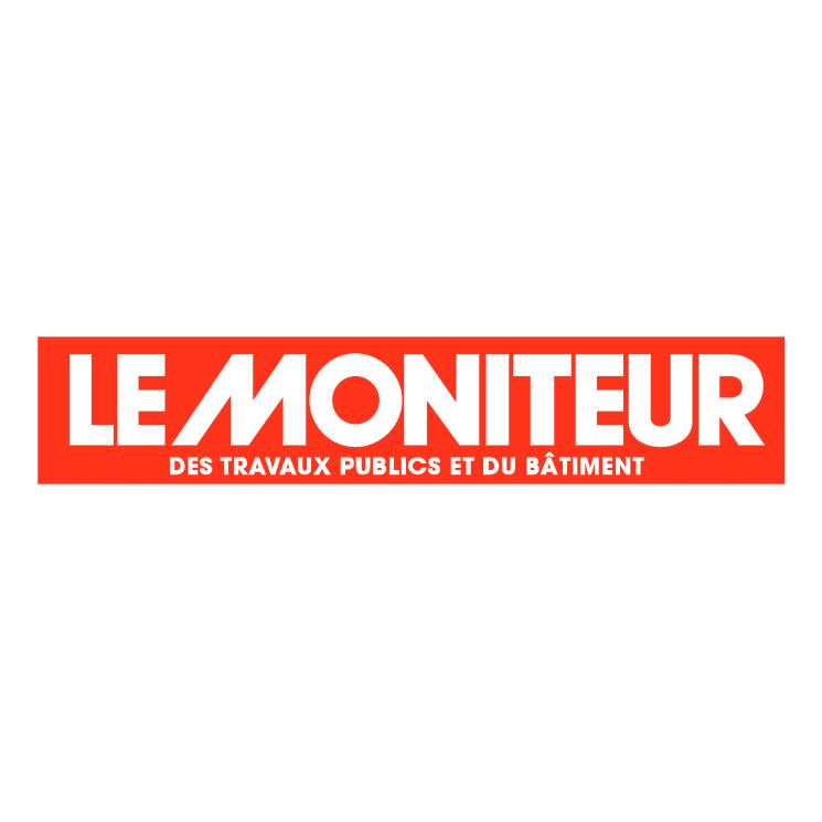 free vector Le moniteur