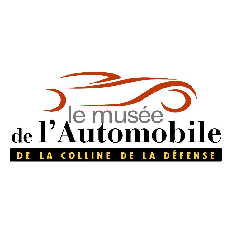 free vector Le musee de lautomobile