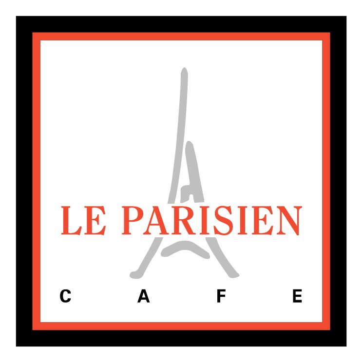 free vector Le parisien