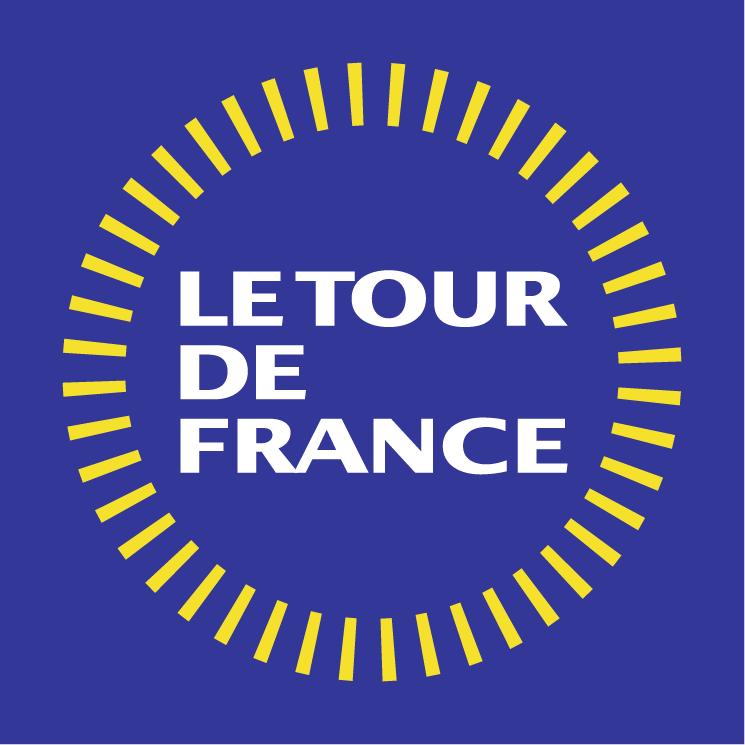 free vector Le tour de france 1