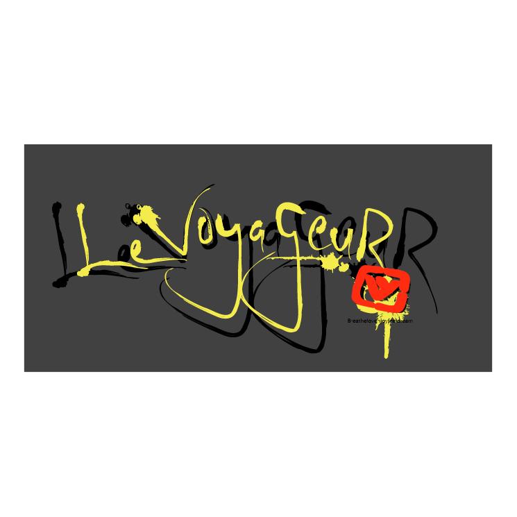 free vector Le voyageur 1