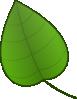 free vector Leaf clip art