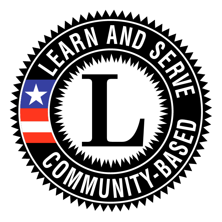 free vector Learn and serve america community based