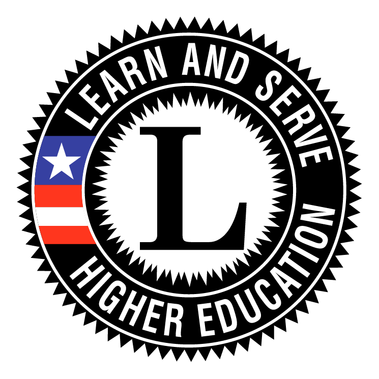 free vector Learn and serve america higher education