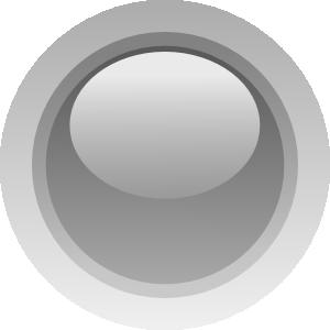 free vector Led Circle (grey) clip art