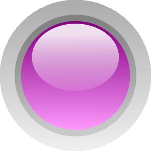 free vector Led Circle (purple) clip art