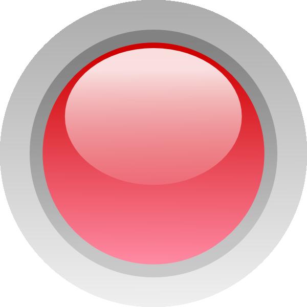 free vector Led Circle (red) clip art