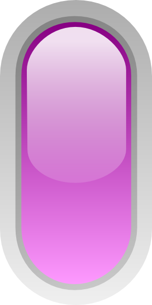 free vector Led Rounded V (purple) clip art