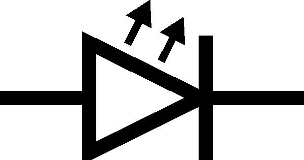 free vector Led Symbol clip art