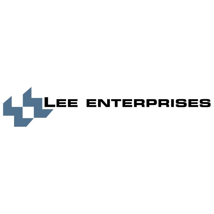 free vector Lee enterprises