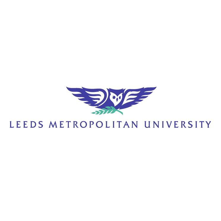free vector Leeds metropolitan university