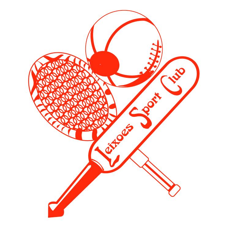 free vector Leixoes sport club