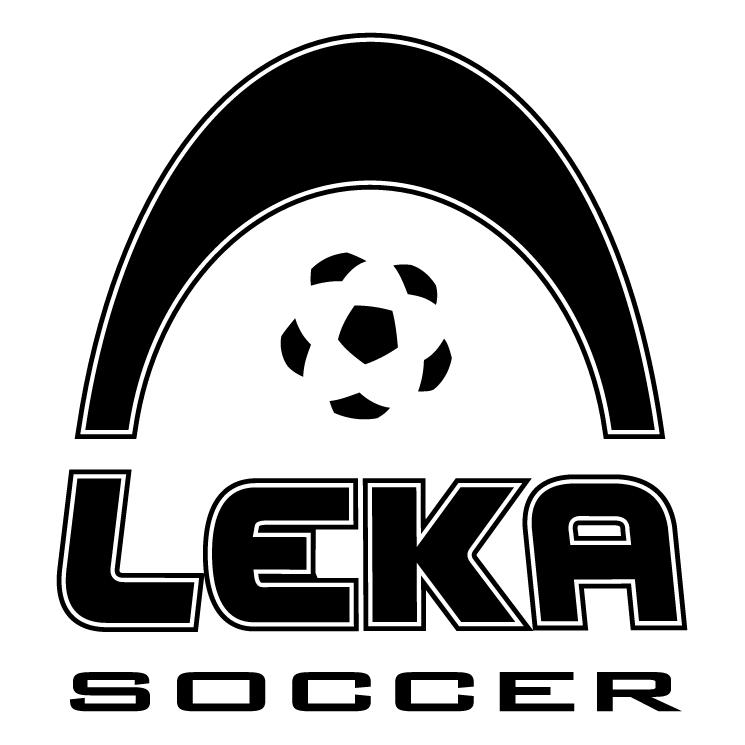 free vector Leka soccer