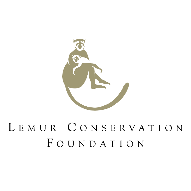 free vector Lemur conservation foundation