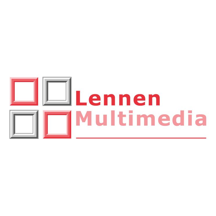 free vector Lennen multimedia