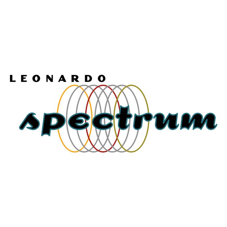 free vector Leonardospectrum
