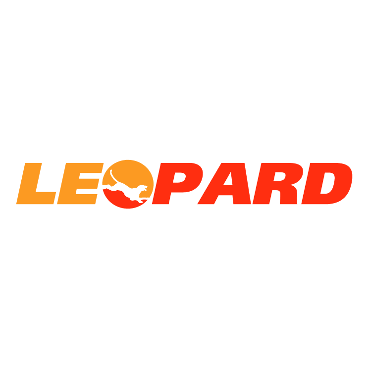 free vector Leopard 44768