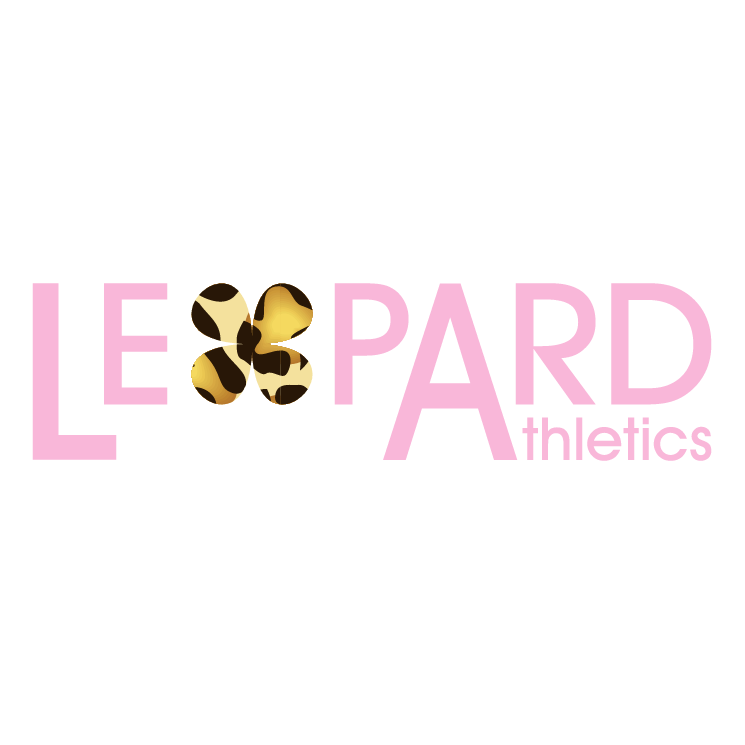free vector Leopard athletics 2
