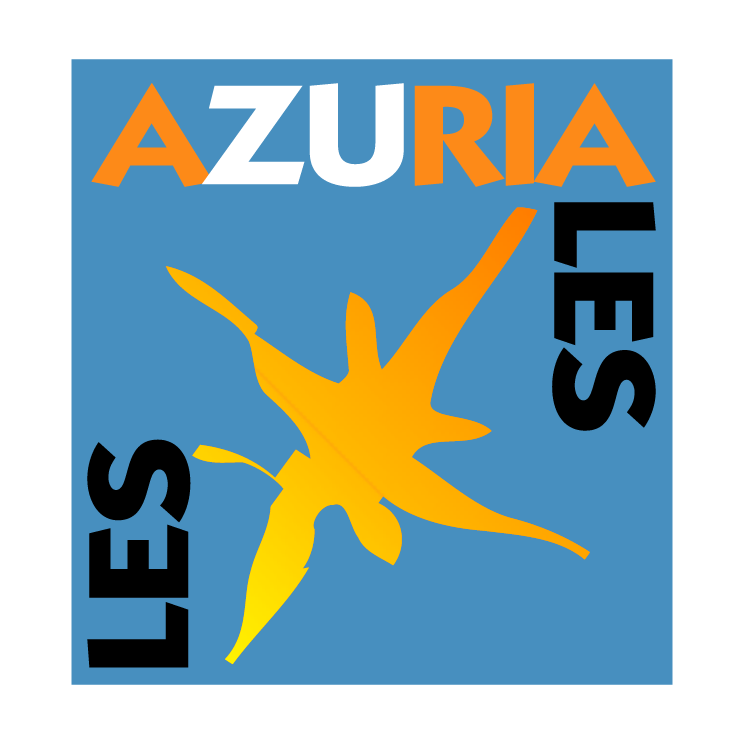 free vector Les azuriales