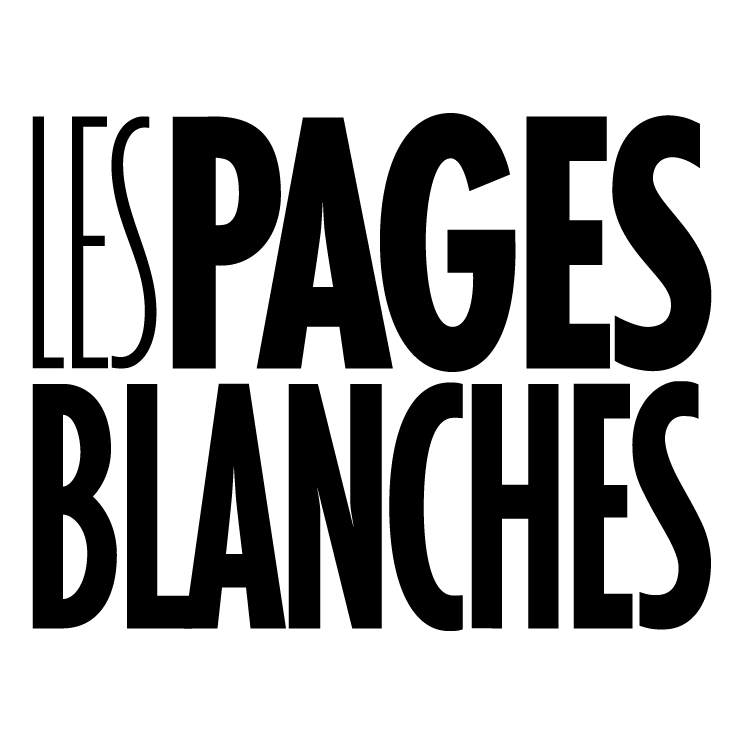 free vector Les pages blanches