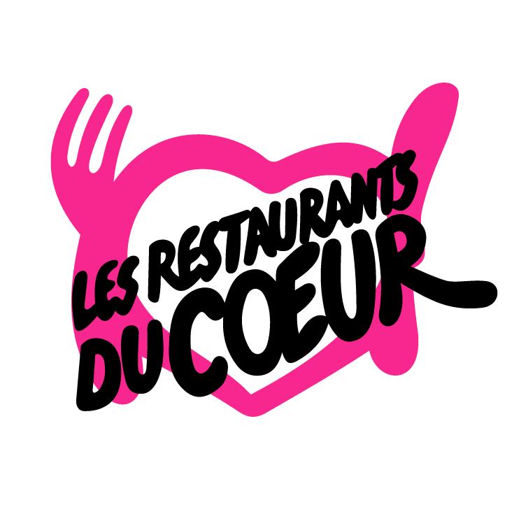 free vector Les restaurants du coeur