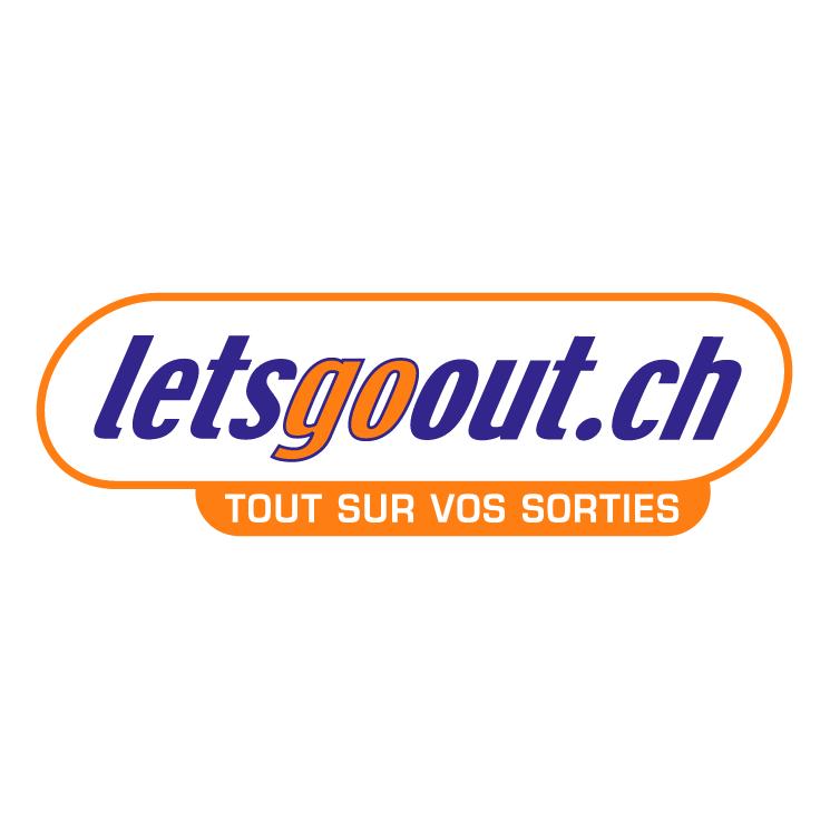 free vector Letsgooutch
