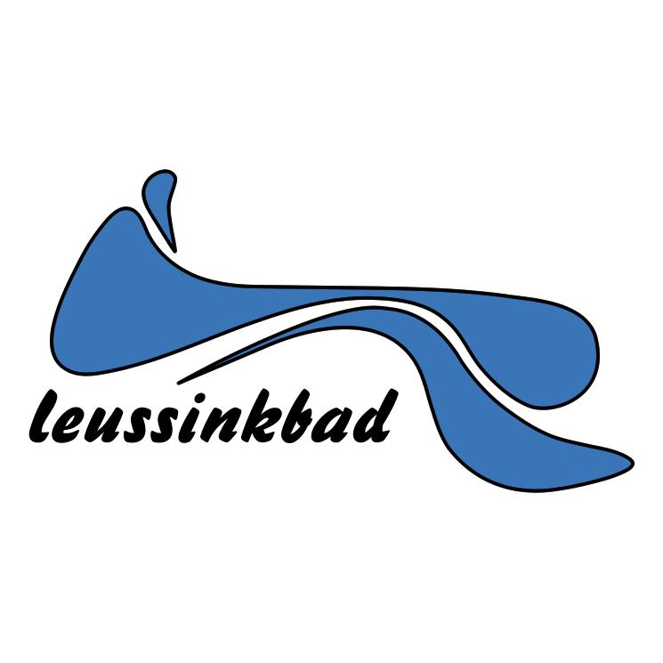free vector Leussinkbad