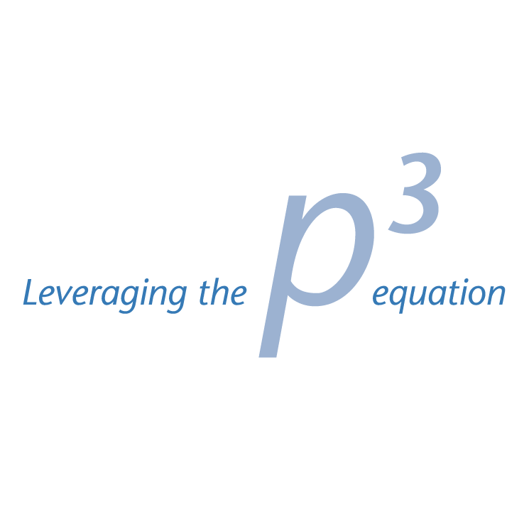 free vector Leveraging the p3 equation