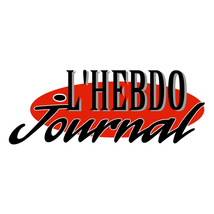 free vector Lhebdo journal