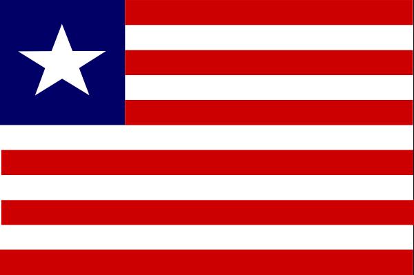 free vector Liberia clip art