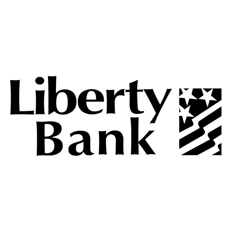 free vector Liberty bank