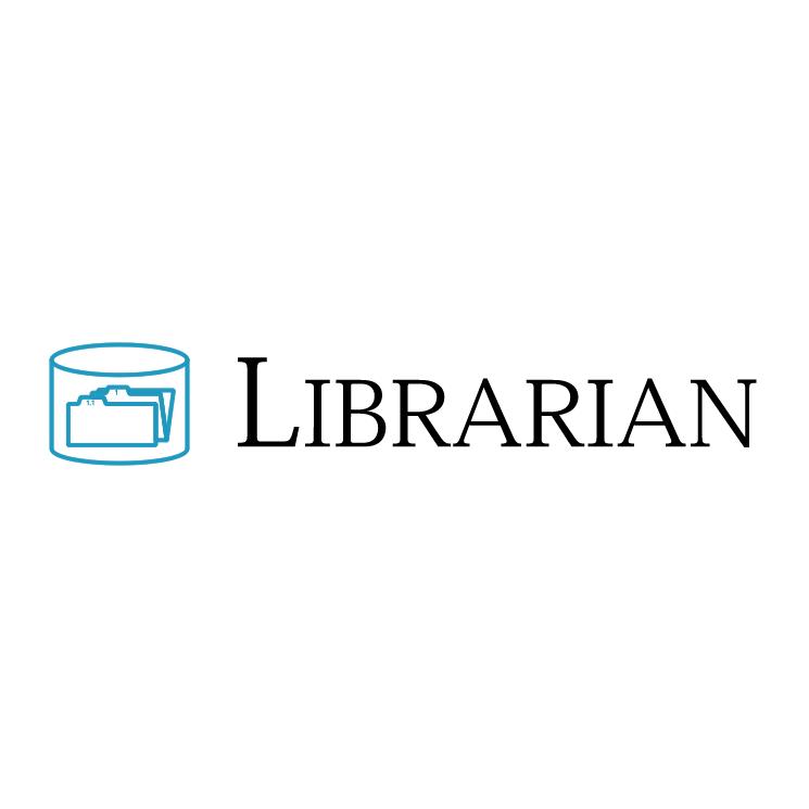 free vector Librarian