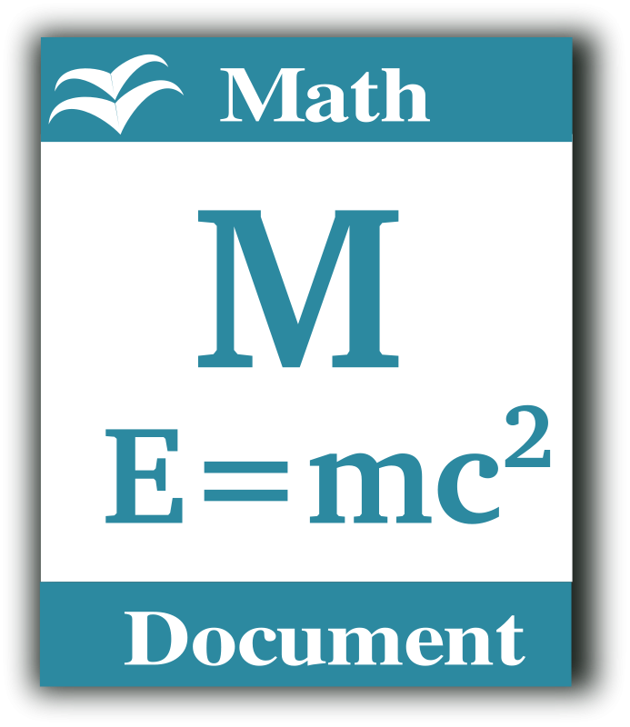 free vector Libre Office Math icon