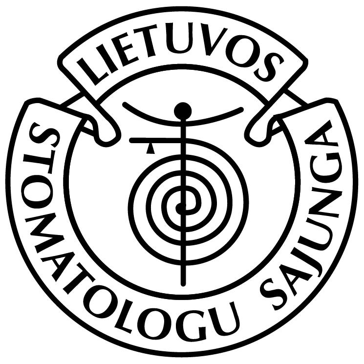 free vector Lietuvos stomatologu sajunga