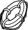 free vector Lifebelt clip art